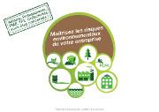 Une plaquette FFSA pour la maîtrise des risques environnementaux