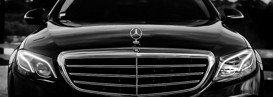mercedes-voiture