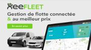 Xee propose XeeFleet aux entreprises pour la gestion de leurs flottes