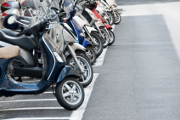 scooters-parking