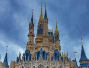 Disneyland-chateau