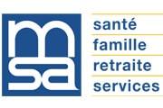 En 2018, la retraite MSA versée le 9 de chaque mois