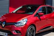 La Renault Clio au top des ventes de flottes auto en 2017